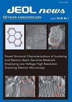 JEOL News Volume 48 (2013) - Recent Articles on Electron Microscopy