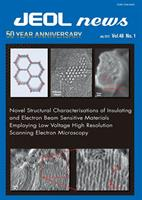 JEOL News Volume 49 (2014) - Recent Articles on Electron Microscopy