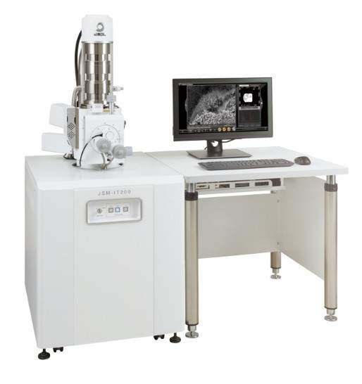 Scanning Electron Microscope JSM-IT200